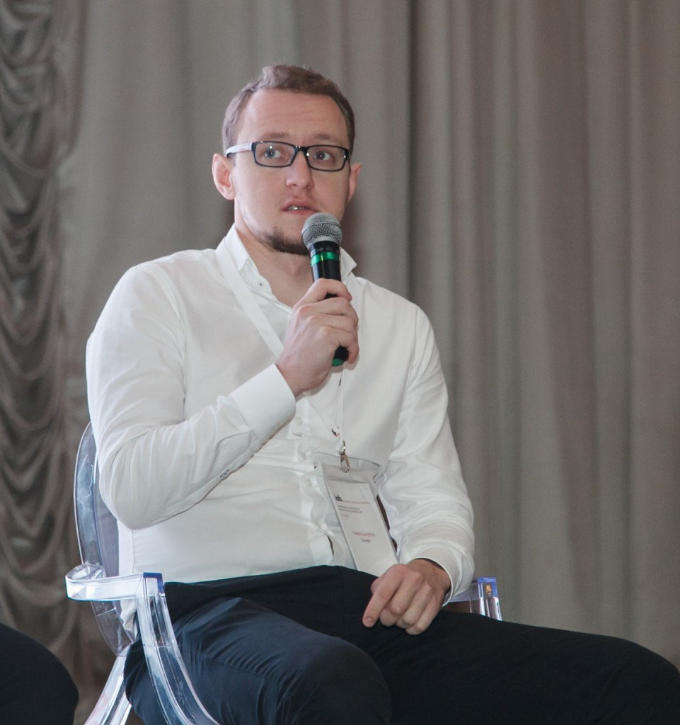 Павел Бандура (Google)