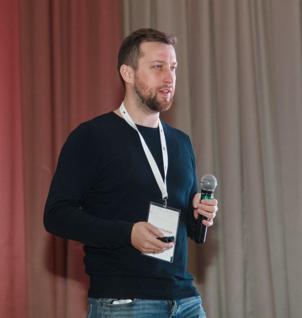 Кирилл Лащенко, CEO IAB Belarus